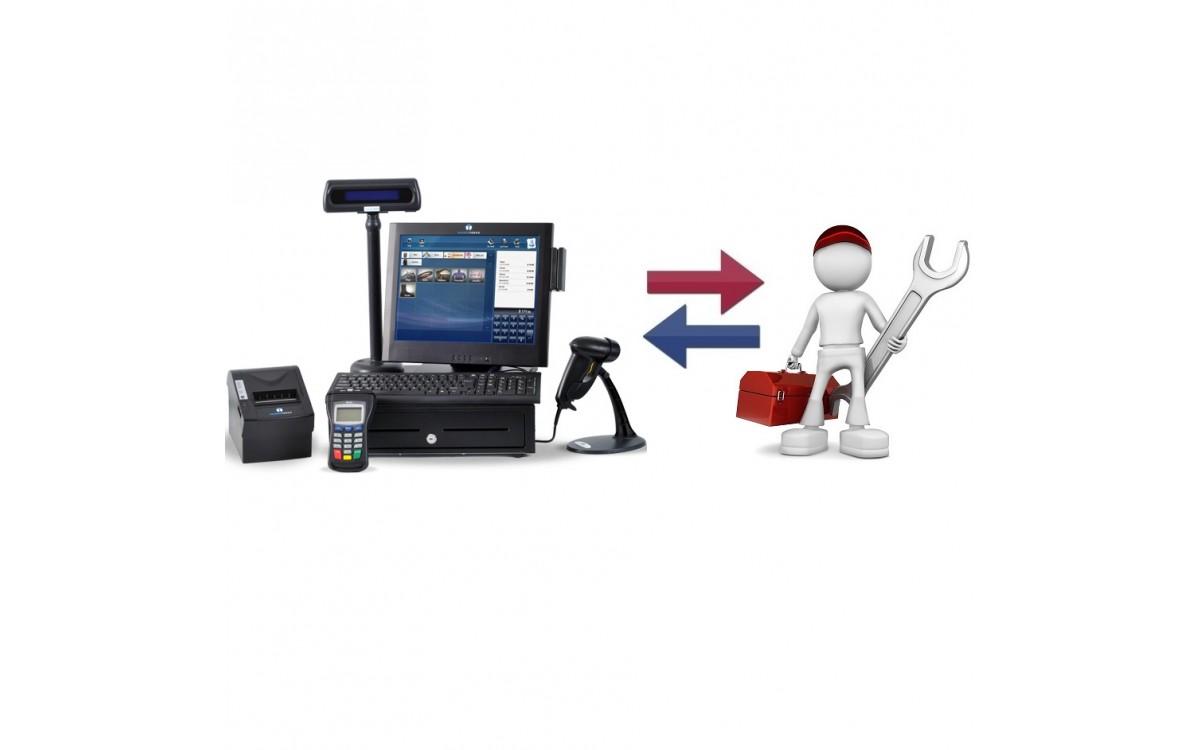 Техническое обслуживание (поддержка) магазинов