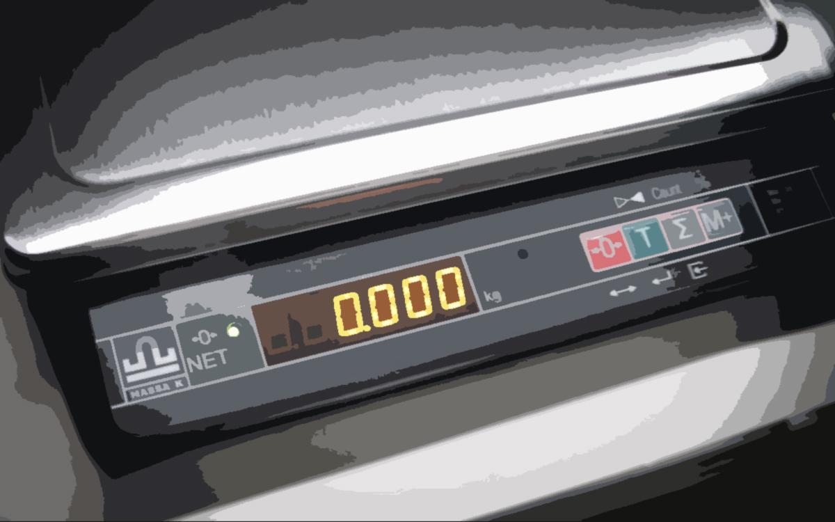 Подключение электронных весов к 1С