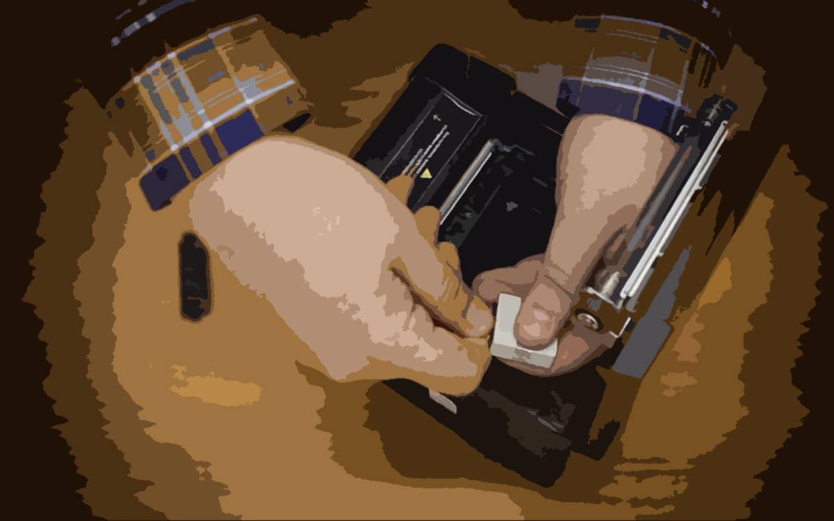 Замена фискального накопителя (ФН) в кассе